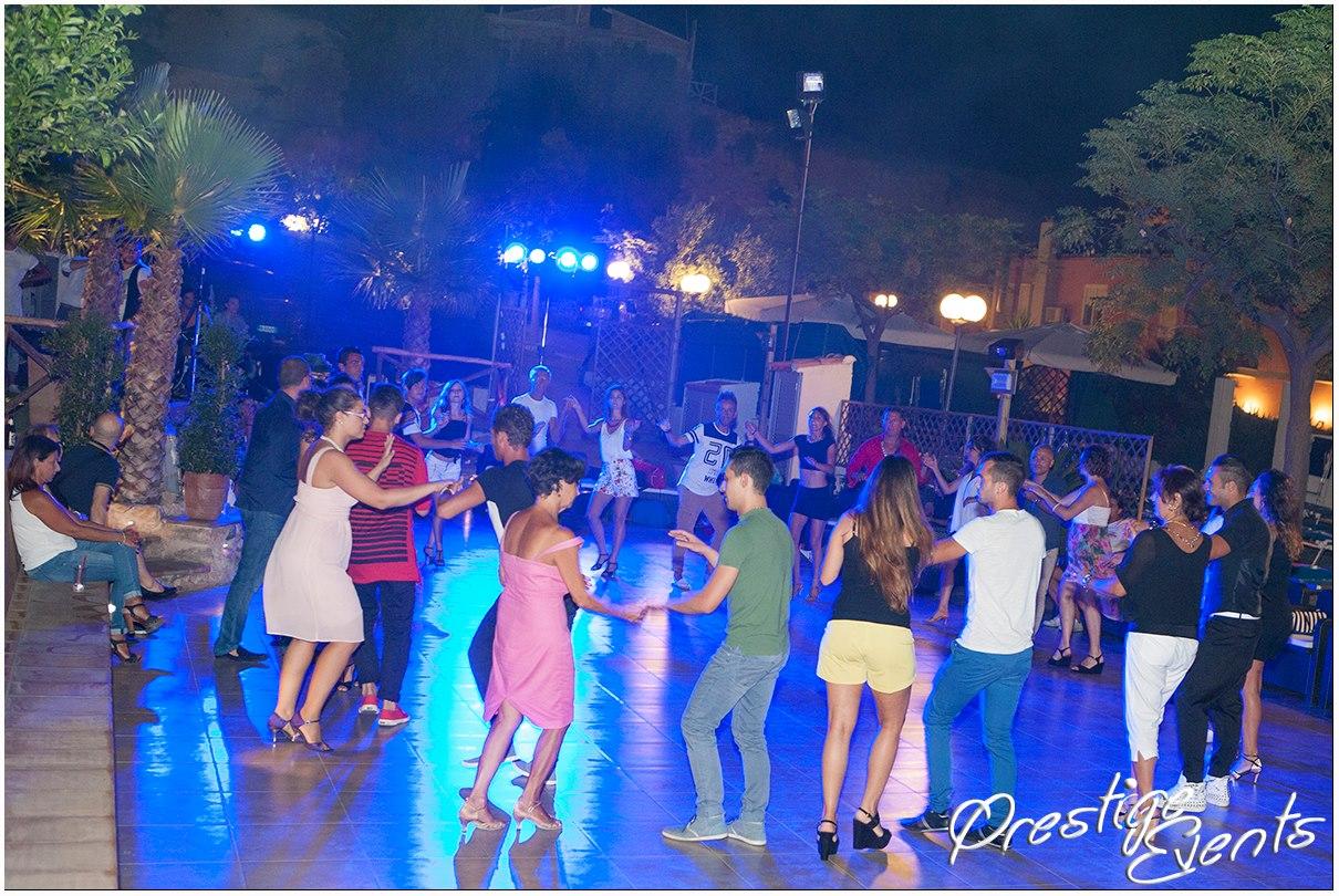 Serata di ballo